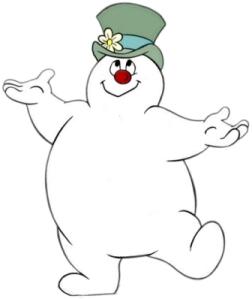 frosty-snowman