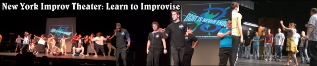 Improv Camp For Teen Long Island