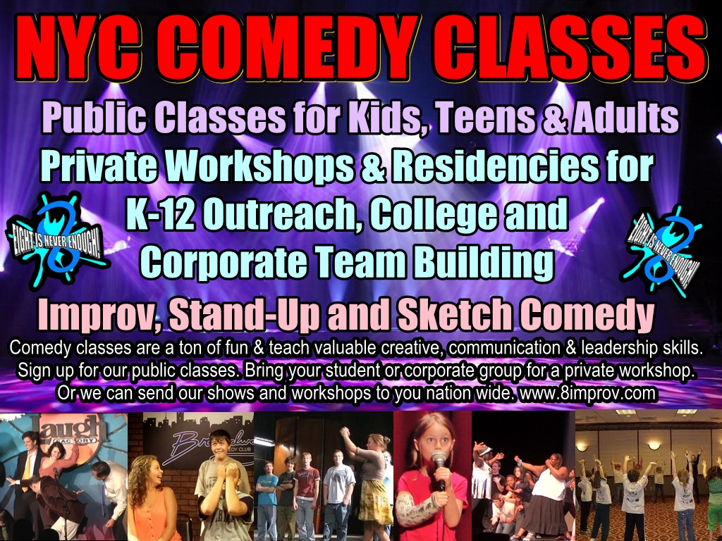 Comedy for Kids Teens
