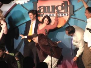 2007 LMAO Improv hosts Morgan Stanley Risk Management Division holiday party