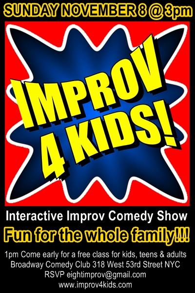 Improv 4 Kids