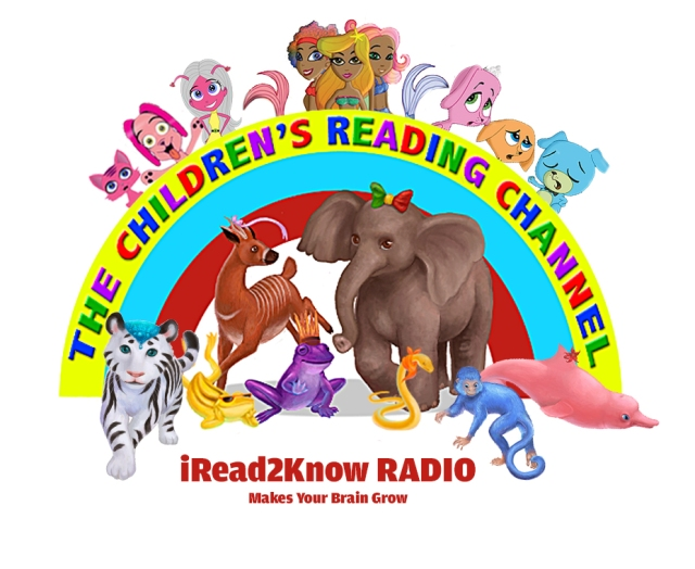 iRead2Know Radio logo
