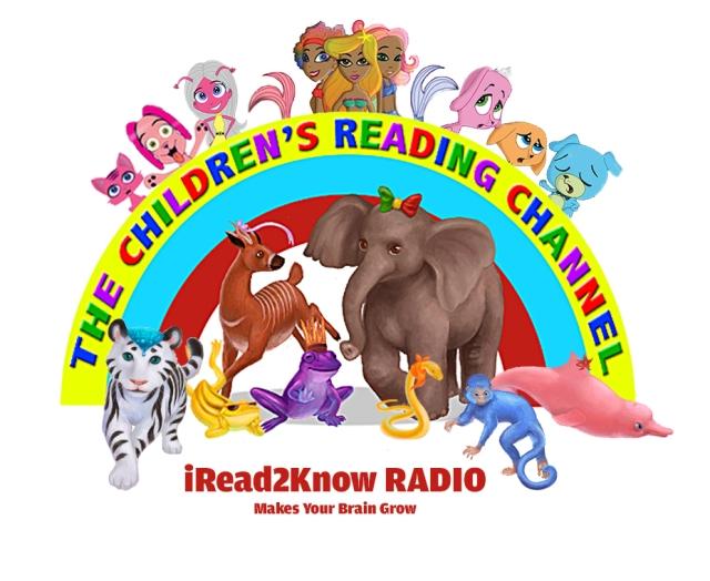 iRead2Know Radio logo