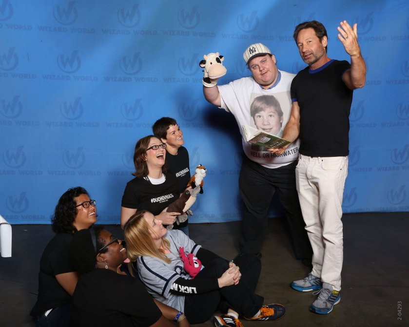 Image result for duchovniacs wizard world 2016