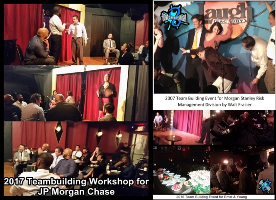 Image result for improv team building walt frasier