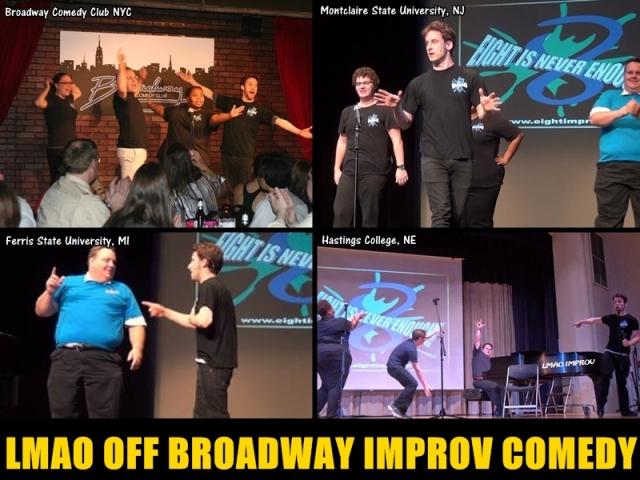 improv comedy
