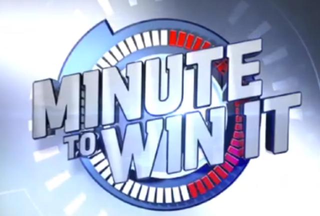Minute It To Win It Games Kids