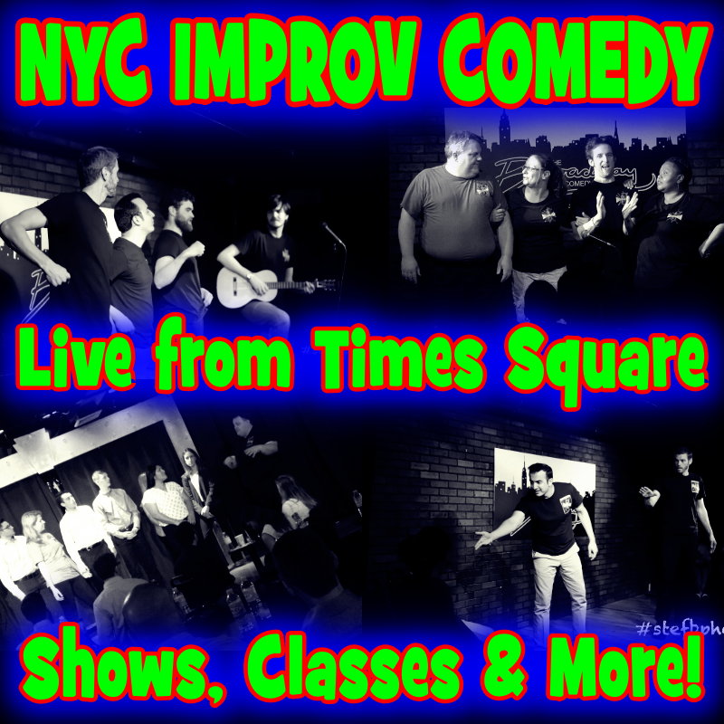 New York Improv Theater | Shows & Classes in Times Square